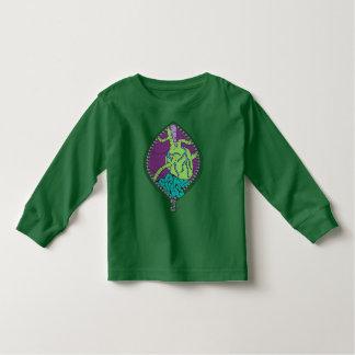 Unzipped monster! toddler t-shirt