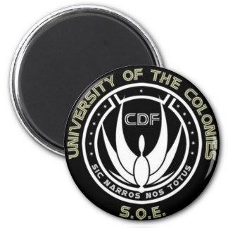 UoC-Seal 2 Inch Round Magnet