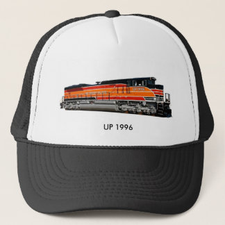 UP 1996 TRUCKER HAT