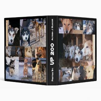 UP 200 Dogs Vinyl Binder