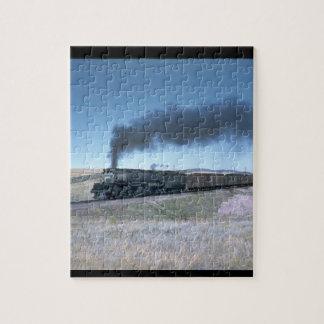 """UP 4-8-8-4 """"Big Boy"""" #4004_Trains Jigsaw Puzzle"""