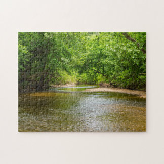 Up A Creek Jigsaw Puzzle