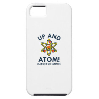 Up And Atom! iPhone 5 Case