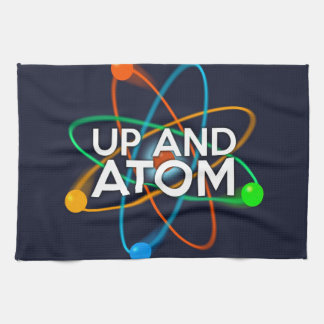UP AND ATOM KITCHEN TOWEL