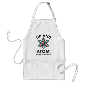 Up And Atom! Standard Apron
