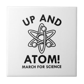Up And Atom! Tile