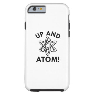Up And Atom! Tough iPhone 6 Case