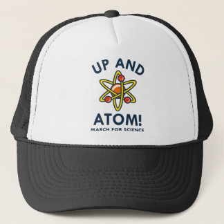 Up And Atom! Trucker Hat