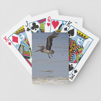 Up and Away Bicycle Playing Cards