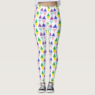 Up and Down triangles Leggings