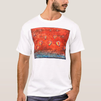 Up and Up vibrant colorful art T-Shirt