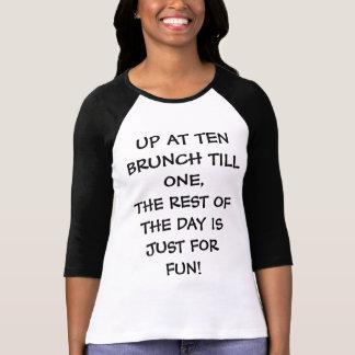 UP AT TEN T-Shirt