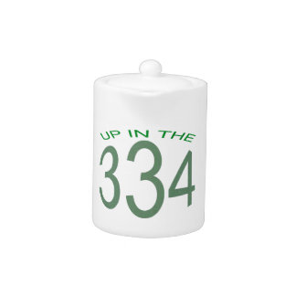 UP IN 334 (GREEN)