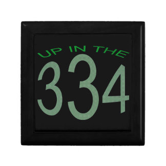 UP IN 334 (GREEN) GIFT BOX