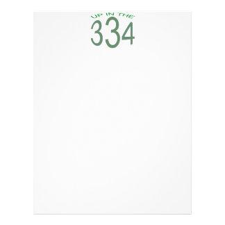 UP IN 334 (GREEN) LETTERHEAD