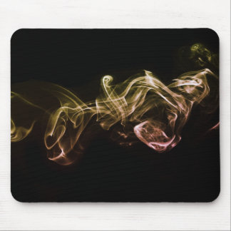 Up in smoke mouse pad