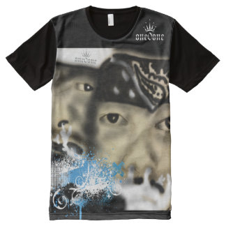 Up in Smoke Part II All-Over-Print T-Shirt