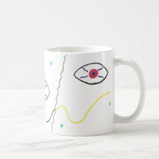 Up Late / Wide Awake Mug