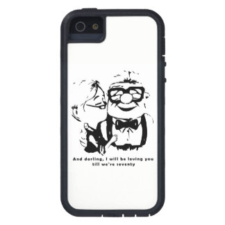 up movie shot iPhone 5 cover