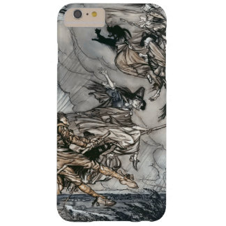 Up the Chimney - Witch Phone Case
