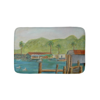 Up the Creek Bath Mat