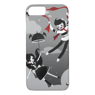 """""""Up, up and away!"""" iPhone 8/7 Case"""