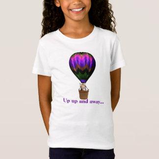 Up up and away... -Kids Tee-Shirt T-Shirt