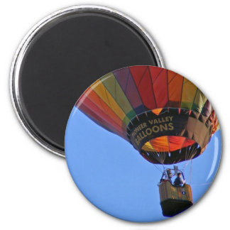 """Up, up and away"" Magnet"