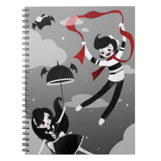 """Up, up and away!"" Notebooks"