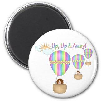 Up Up & Away! Magnet