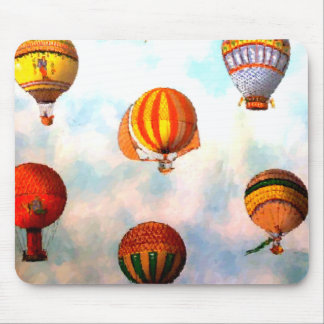 Up Up & Away Mouse Pad