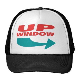 Up Window Trucker Hat