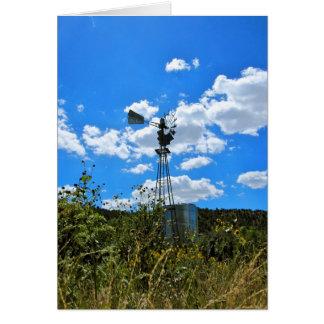 Upaya Windmill Card