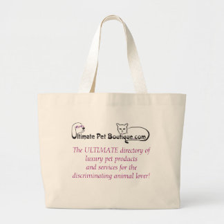 UPB-Logolarge, UPB-Logolarge, The ULTIMATE dire... Large Tote Bag