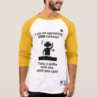 Upcoming EDM rockstar T-Shirt