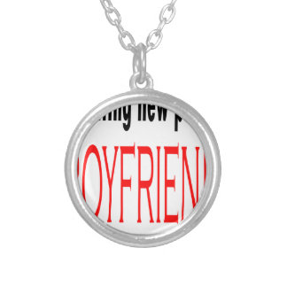 update patch gamer saturday night date party aweso silver plated necklace