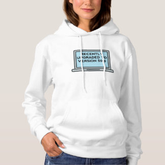 Upgraded To Version 50.0 50th Birthday Hoodie