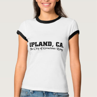 Upland, California T-Shirt