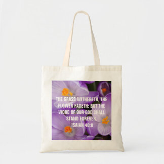 Uplifting Floral Bag