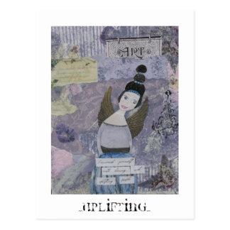 Uplifting Postcard