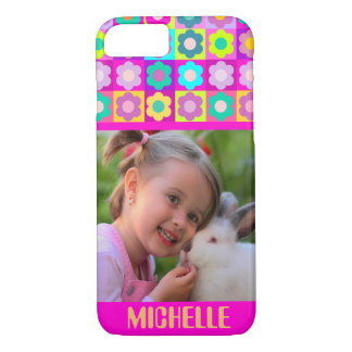 Upload your favourite picture and add name iPhone 8/7 case