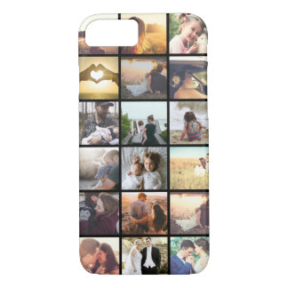 Upload your own favourite photos iPhone 8/7 case