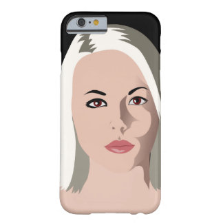 Upload Your Photo Here custom iPhone 6 case Barely There iPhone 6 Case
