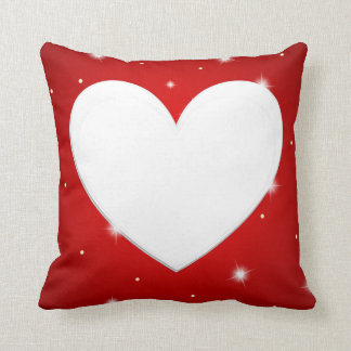 Upload your photo throw pillow