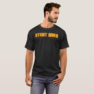 UpOnOne.com Stunt Rider Logo T-Shirt