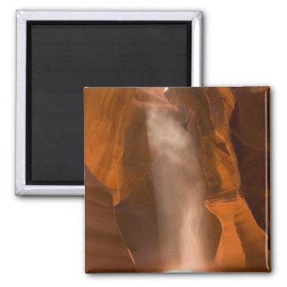 Upper Antelope Canyon, Page, Arizona 2 Square Magnet