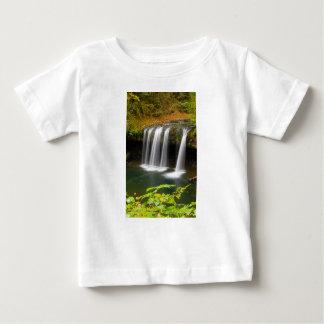 Upper Butte Creek Falls in Autumn Baby T-Shirt