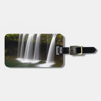 Upper Butte Creek Falls in Autumn Luggage Tag