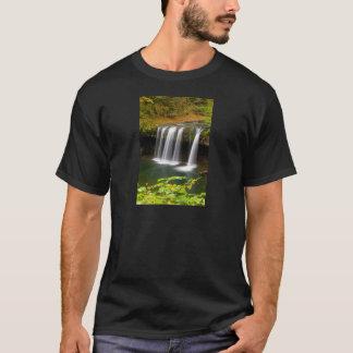 Upper Butte Creek Falls in Autumn T-Shirt