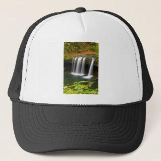 Upper Butte Creek Falls in Autumn Trucker Hat